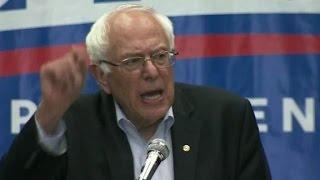 Sanders draws 2016 record crowd in Iowa