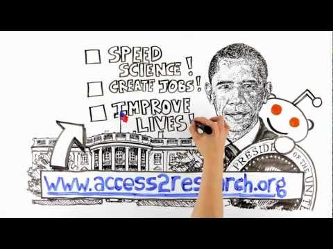 President Obama: Make Publicly Funded Research Freely Available!