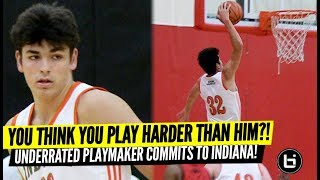 Coaches LOVE Trey Galloway! Chooses INDIANA over Notre Dame, Michigan St, Purdue, Iowa + Georgetown!