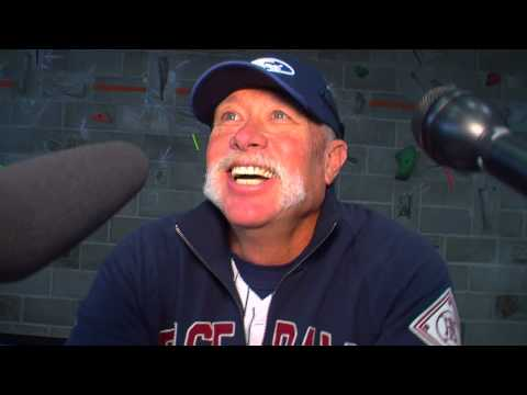 Matt Nadel with Goose Gossage -Baseball Hall of Fame Classic ...