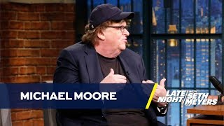 Michael Moore on Giving Trump Credit and How Close Democrats Are to Winning Back Congress