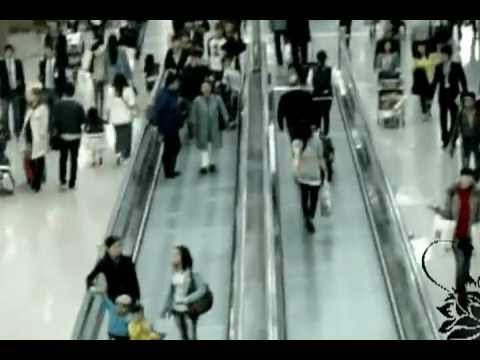 120426 Fancam EXO-M at the Inchon Airport