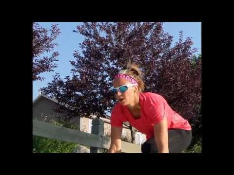 Noelle Pikus Pace: Olympic workout geared with Under Armour ...