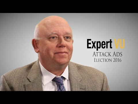 Negative political ad expert John Geer on Attack Ads and Media/Campaign Spending