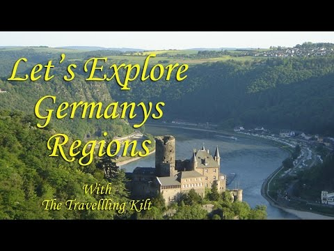 Let's Explore Germanys Regions