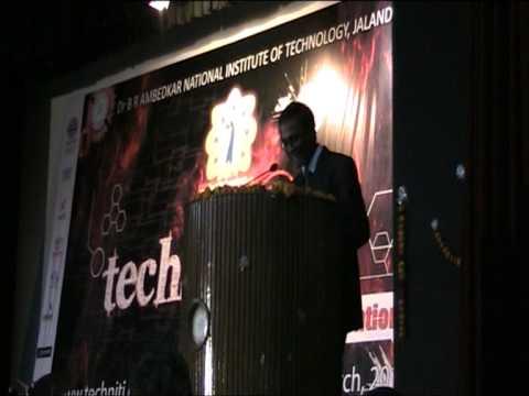 techniti @ messi convenar speech