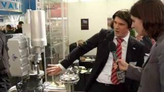 Valve World 2010: Hoerbiger und der Antrieb