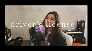 driver's license- olivia rodrigo   cover by moira dela torre