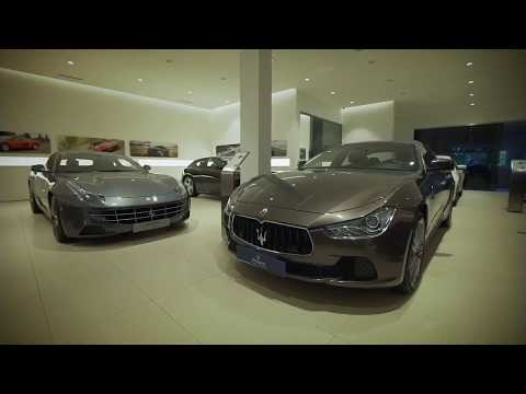 <p>Ferrari service centre installation in France: high quality is implicit</p>