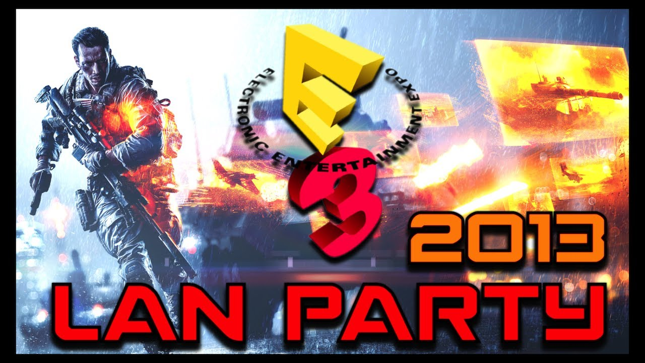 LAN Party: E3 2013 Edition- NODE - Smashpipe Games Video