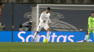 As Not Seen On TV: Casemiro vs Sevilla