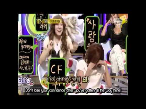 ENG Yoona Tiffany $ң ep4 (2/2) | Yoona CF Queen Secret