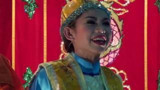 Nghệ sĩ Bình Tinh hát cúng Chùa Bà Châu Đốc 2/6/2016
