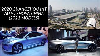 Guangzhou International Auto Show, China (2021 Models)