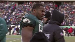 Eagles Defeat Falcons To Win NFC Title