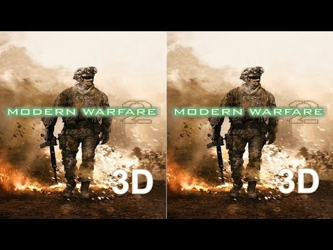 CoD MW 2 3D video SBS by Mitch141 141