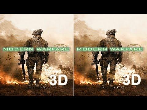 CoD MW 2 3D video SBS by Mitch141 141