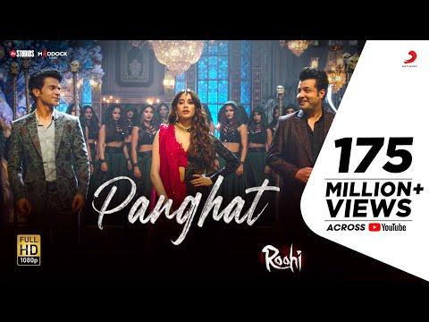 Panghat video song out– Roohi movie- Rajkummar, Janhvi Kapoor