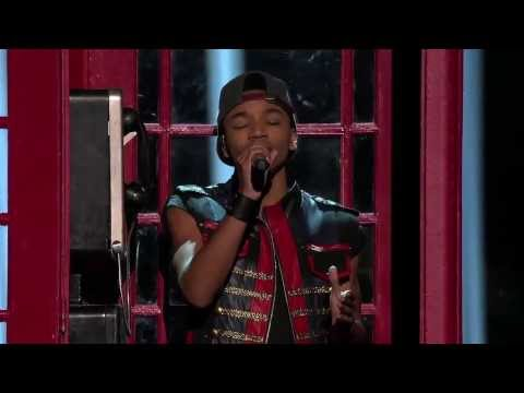 Baixar Josh Levi - Sweet Dreams (Are Made of This) (The X-Factor USA 2013) [Top 10]