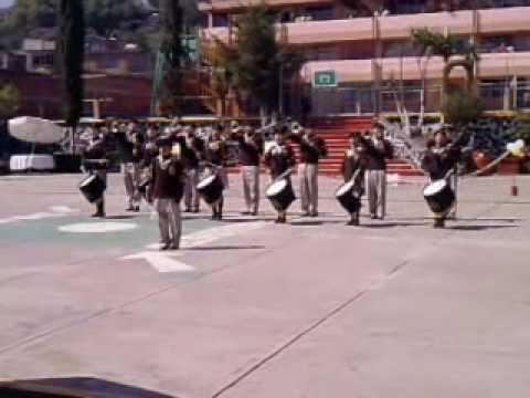 Banda de Guerra de la Escuela Secundaria Técnica no 12