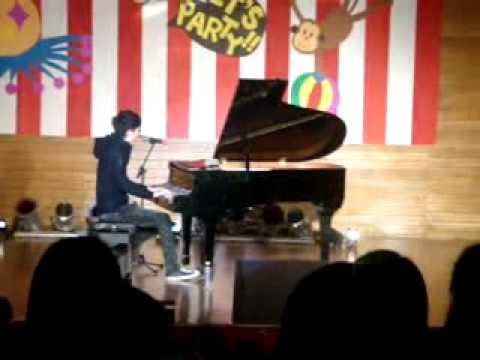 20100416聖心金曲獎 - 蕭閎仁 - 連貝多芬都想告訴你