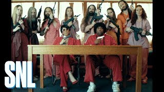 Wild Wild Country - SNL