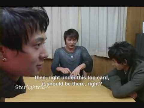 Yoosu speaking english moments, to messing around, to holding hands!