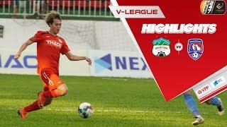 Văn Toàn lập cú đúp, HAGL vượt qua Than Quảng Ninh tại vòng 5 Wake Up 247 V.League 2019| VPF Media