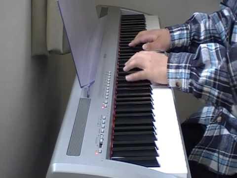 KISS因為我是女人 鋼琴改編版
