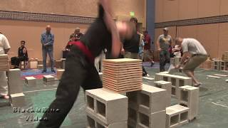 Friday Breaking Elims at 2017 U S  Open World Martial Arts Tournament