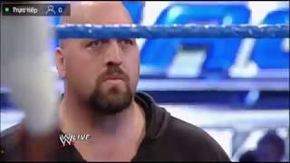 WWE đánh nhau kinh hoàng