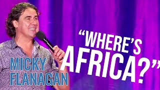Thick People Television | Micky Flanagan - An' Another Fing Live