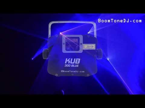 Vidéo BoomToneDJ - KUB 300 Blue