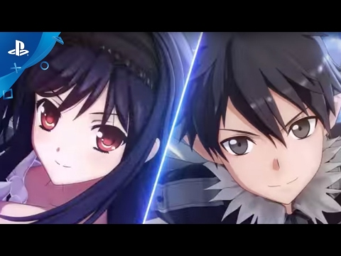 Accel World vs. Sword Art Online Trailer