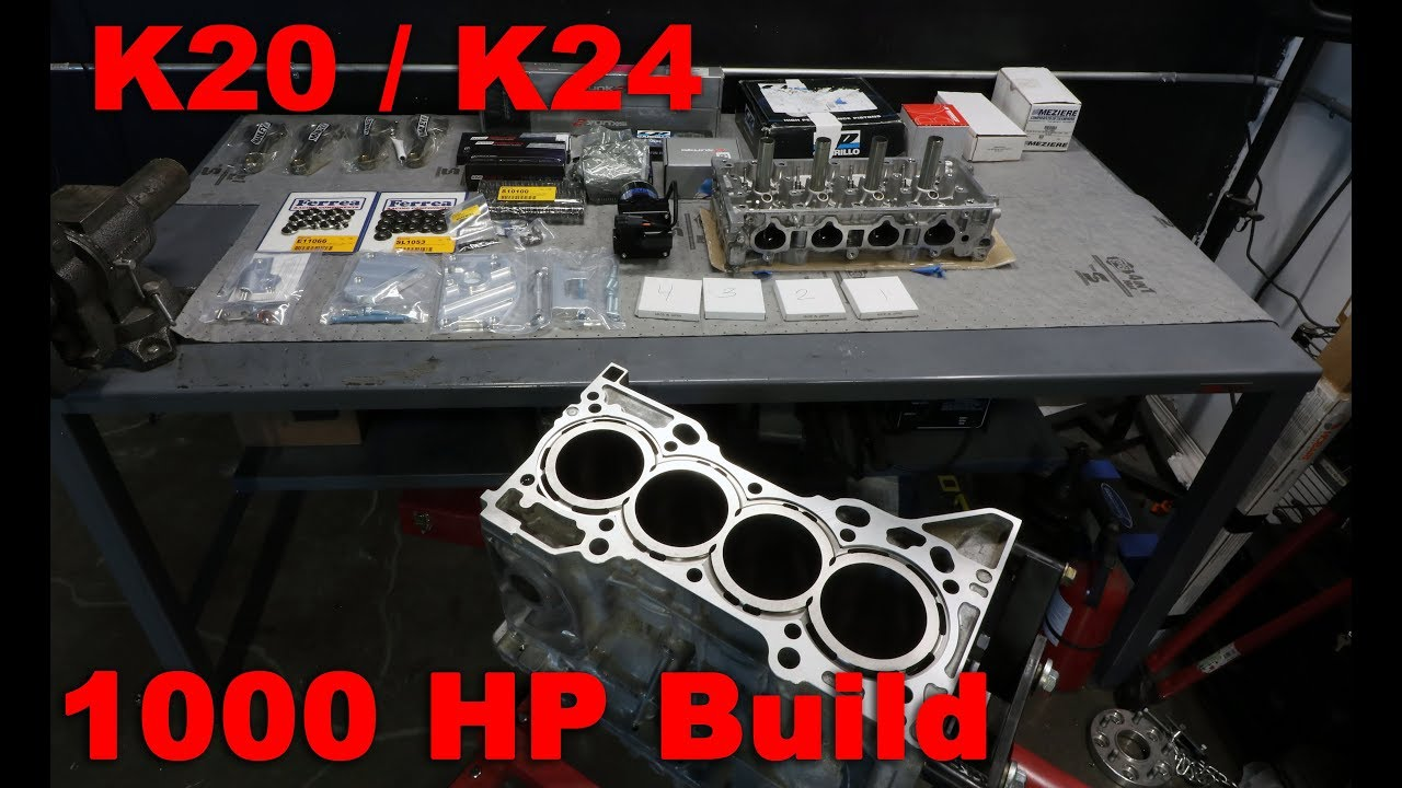Tube Reader | How To Make A 4Piston Ported Oil Pump K20 K24