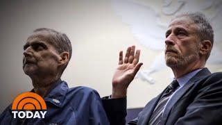 Jon Stewart Slams Senator Rand Paul For Stalling 9/11 Victims Funding   TODAY