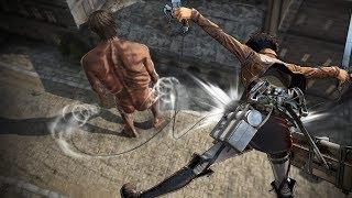 First Person Attack on Titan / Attack on Titan 2