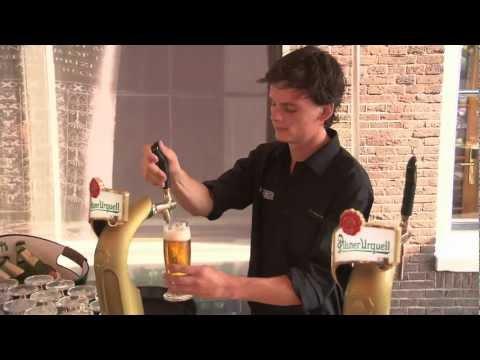 Pilsner Urquell Master Bartender Finale 2012