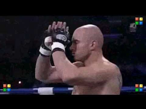 Serbija vs Kosovo  UFC  fight of the year 2011  █▬█ █ ▀█▀