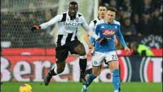 Matteo Politano Goal 2-1 Udinese vs Napoli SERIE A HIGHLIGHTS