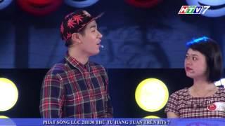 [Cười là thua] Tập 5 phát sóng 5/11/2014 - Thúy Nga vs Hoàng Phi & Thu Trang vs Anh Đức
