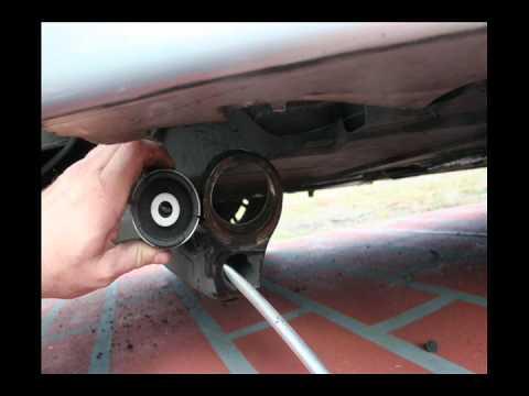 E46 M3 Rear Trailing Arm Bushing Remove And Install Rtab