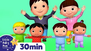 Do The Baby Dance | Baby Songs | Nursery Rhymes & Kids Songs | Little Baby Bum