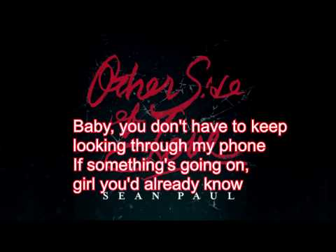 Baixar Sean Paul - Other Side Of Love (Lyrics)