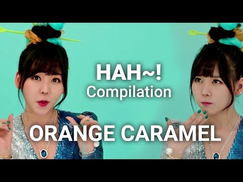 Orange Caramel - Catallena's Hah~!