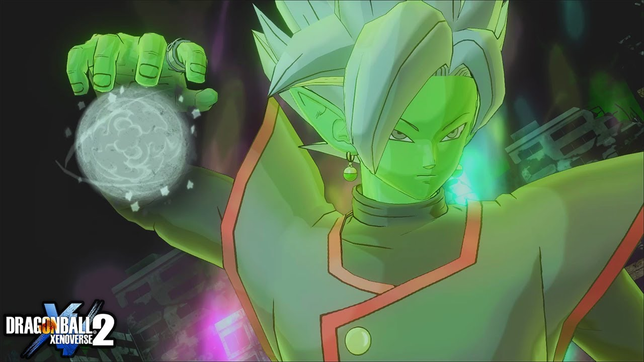 Best Zamasu Skillset And Transformation Dragon Ball