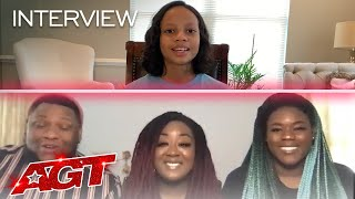 Noah Epps and Resound React to Their Iconic AGT Performances! - America's Got Talent 2020