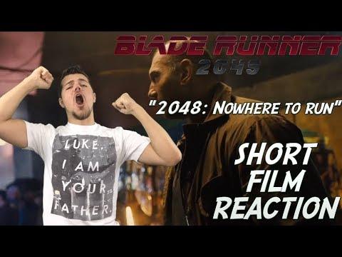 BLADE RUNNER 2049 - 2048: Nowhere To Run Prequel Short Film Reaction