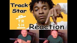 Track Star TRSH'D   Mooski  Official Video Reaction HD HQ