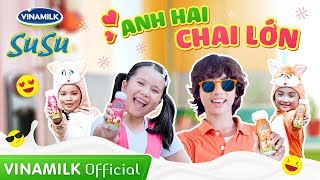 MV SuSu Anh Hai Chai Lớn - Gia Khiêm ft Hà Mi   Nhạc thiếu nhi mới nhất 2019